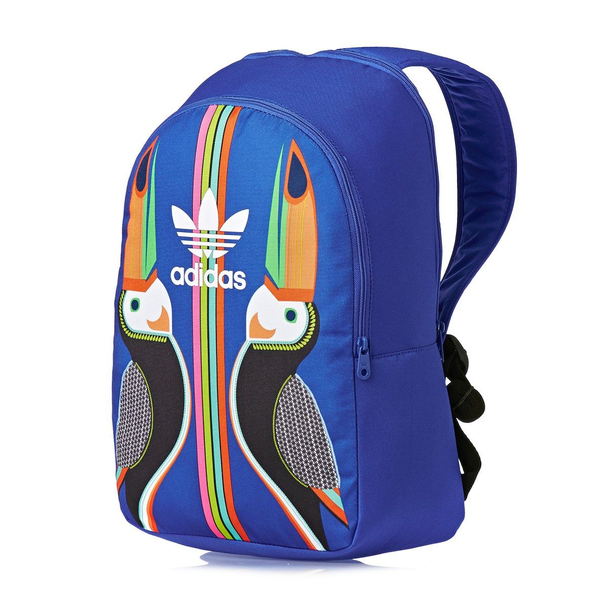 74169814cc26 Women s Adidas Originals Backpacks - Adidas Originals Tukana Backpack - Lab  Blue
