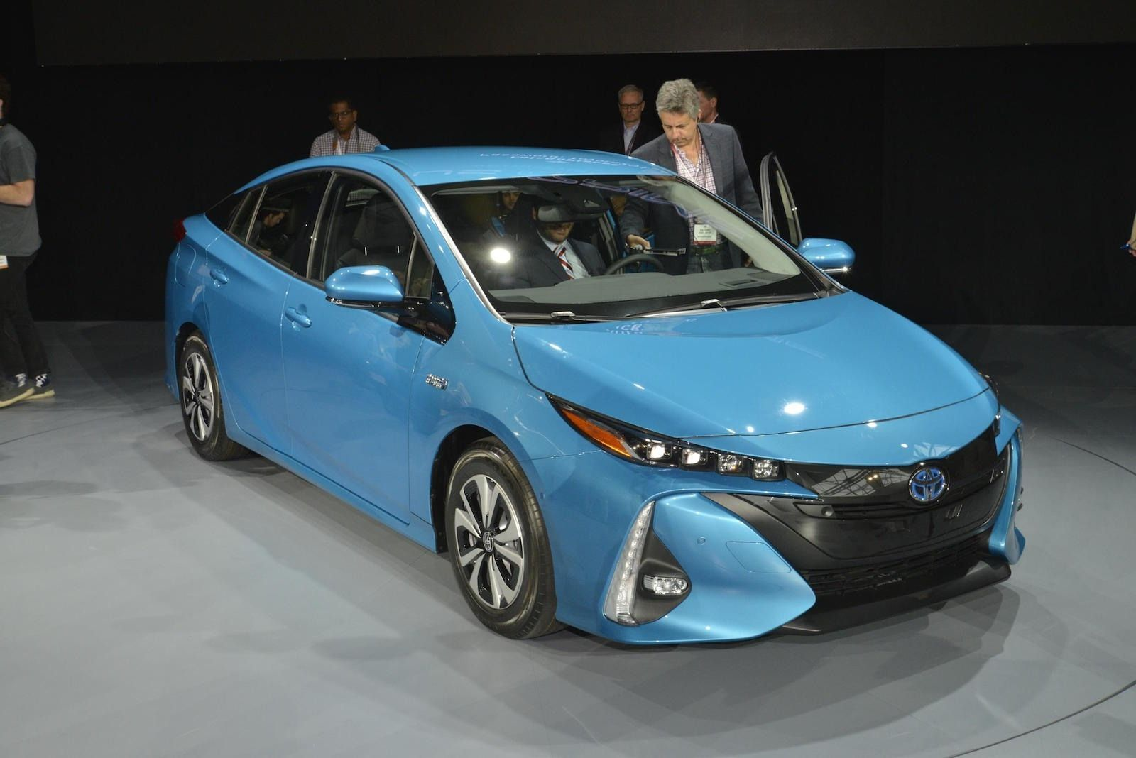 The 2018 Toyota Prius Phv Prime Gr Sport Release Date