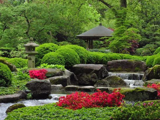 bild von botanischer garten - japan garten, augsburg: japangarten, Garten ideen