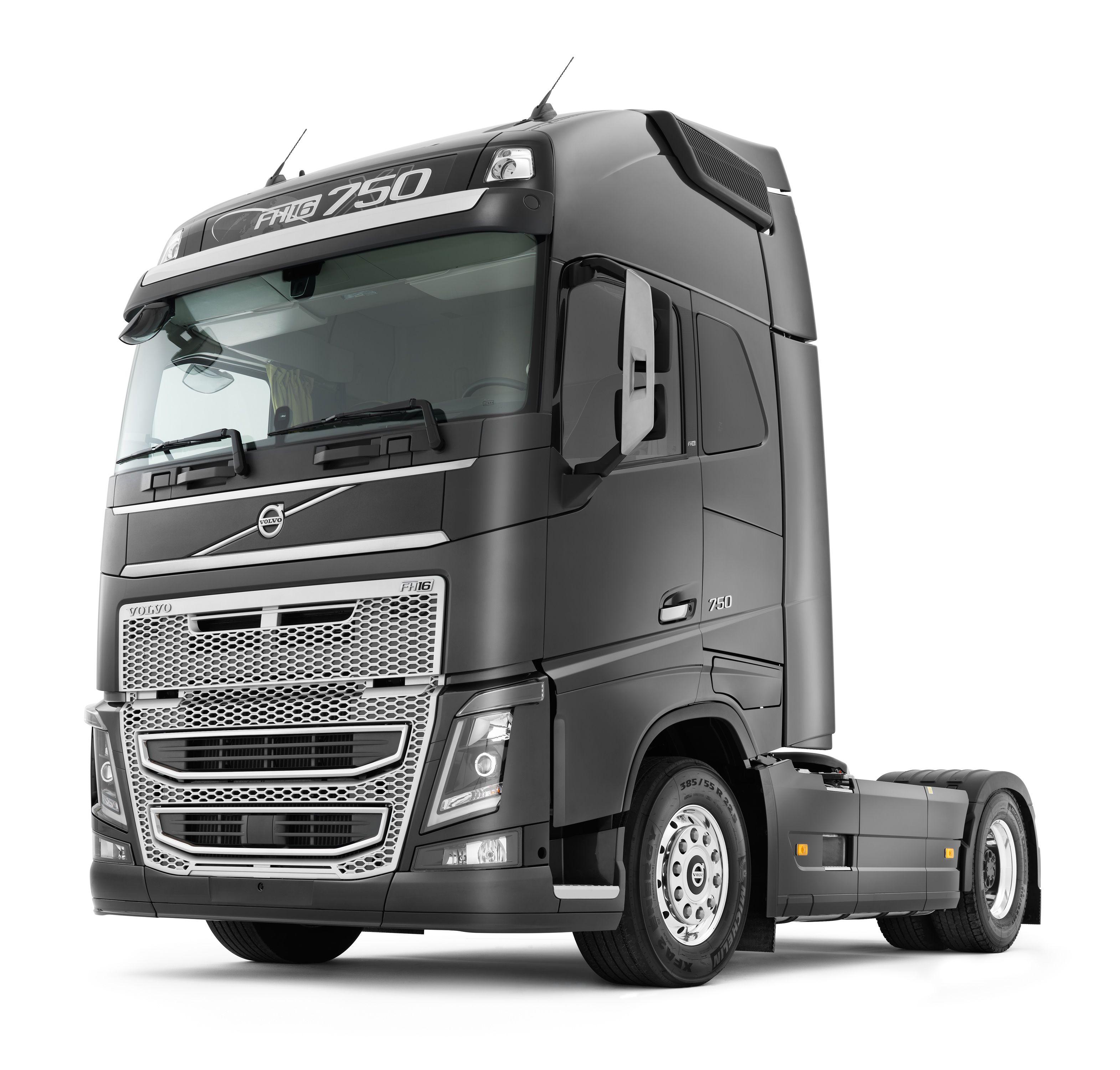 Volvo Fh Serie Volvo Trucks Trucks Volvo