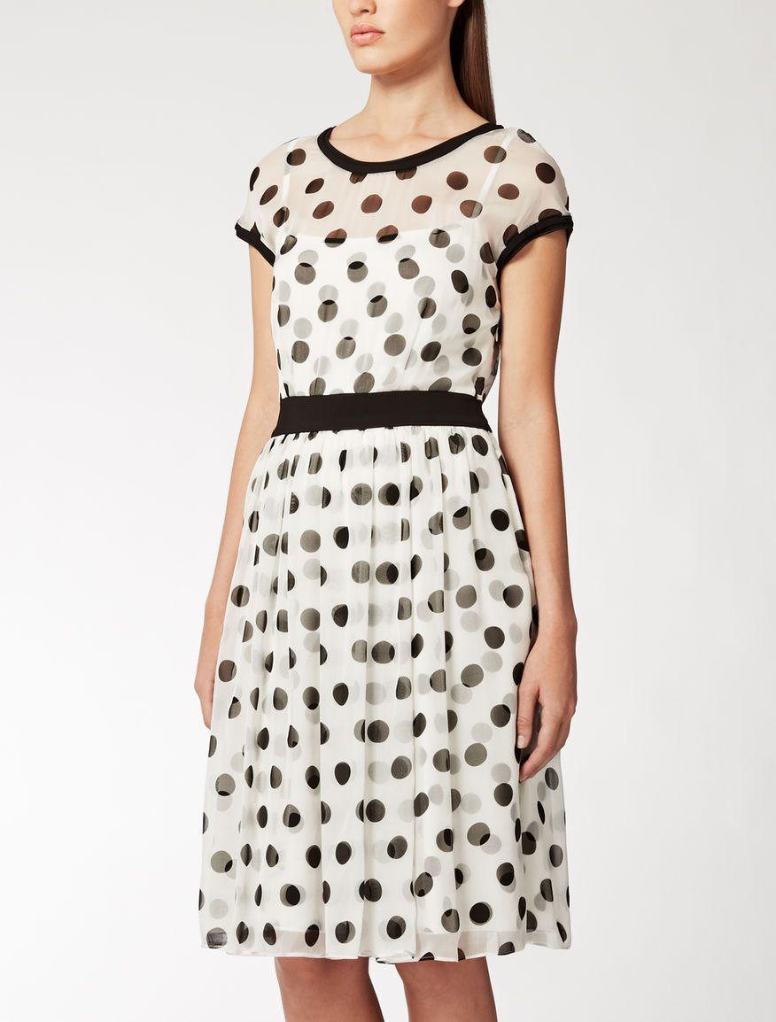 c5a7b333bd8f43 Robes Printemps Été 2015 Max Mara | Pret a Proter | Dresses, Silk ...