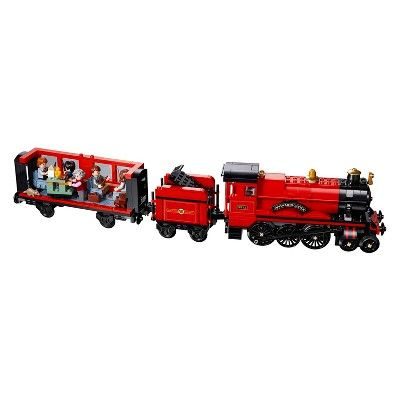 Lego Harry Potter Hogwarts Express Train Set With Harry Potter Minifigures And Toy Bridge 75955 Lego Hogwarts Harry Potter Lego Sets Lego Harry Potter