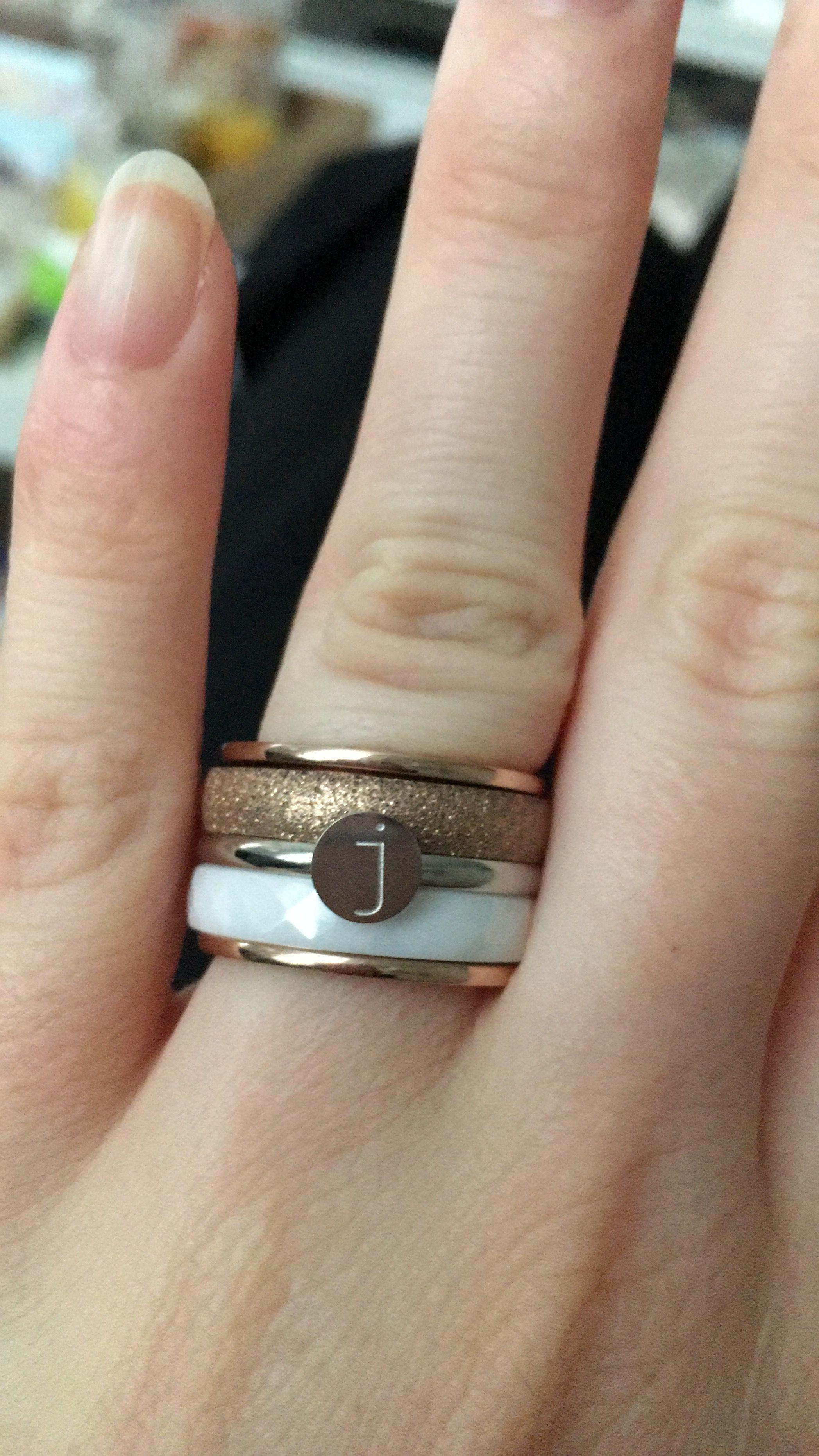 Ixxxi ring rosé - Assesoires | Pinterest - Ringen en Sieraden