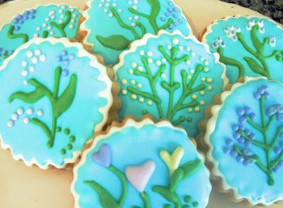My Cookie Clinic: COOKIE DECORATING/ Part Two