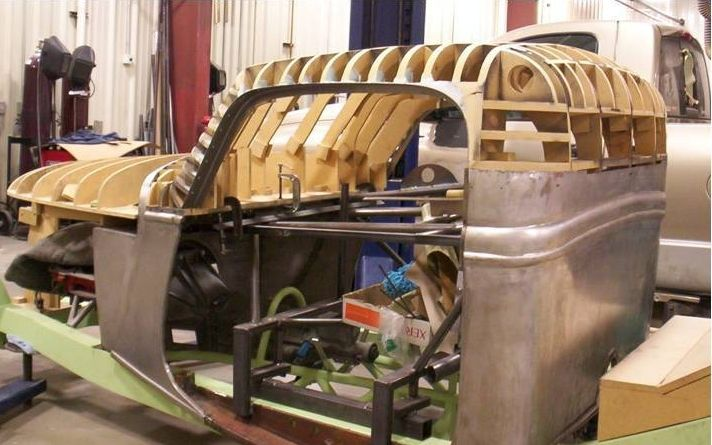 Roofbuck Custom Metal Shaping Truck Coches Y Motocicletas Coches Personalizados Autos Y Motos