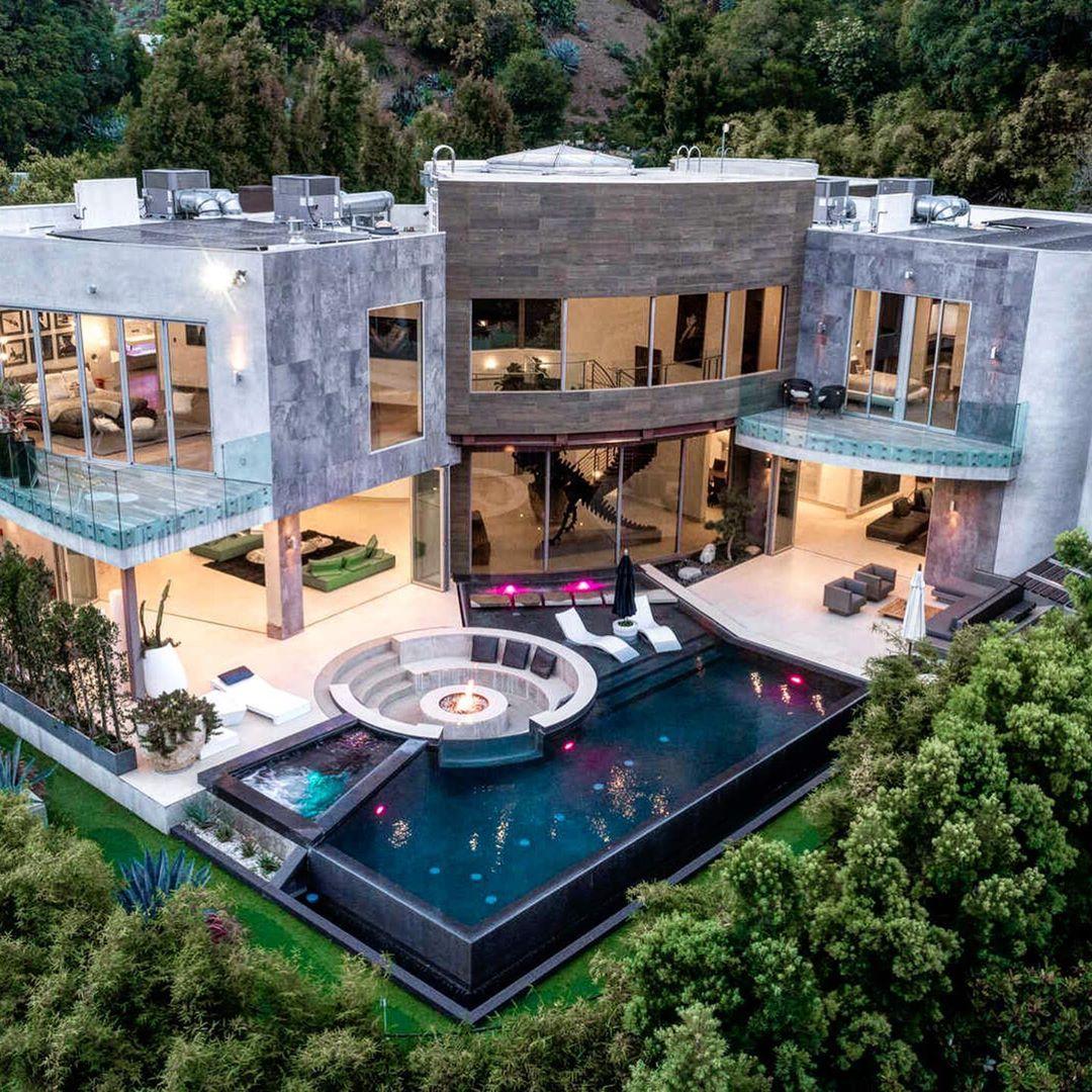 villa de luxe maison intergeneration