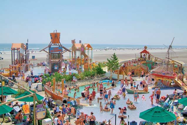 Cape May Campground Family Fun Abcamping Com Camping Spots