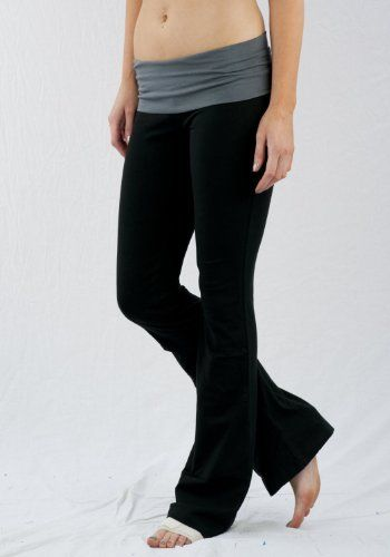 88% Off was $79.99, now is $9.79! Fold Over Waist Solid and Contrast Lounge Pants