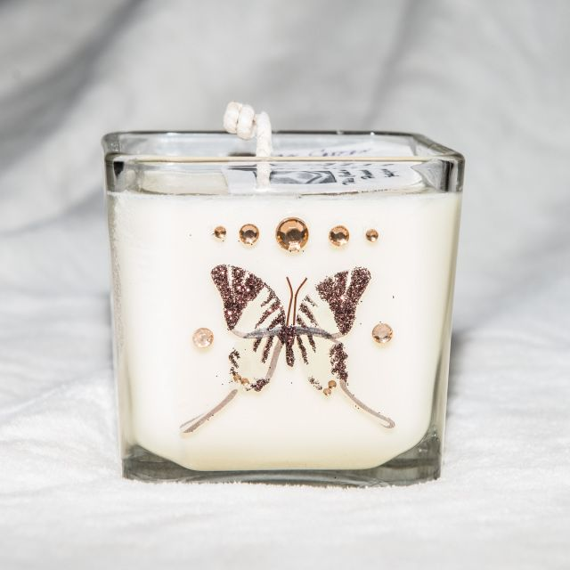 Butterfly (High Cotton)  #shopnow #greenbiz #gogreen #lavender #sandalwood #freshlinen #soycandles #organic #luxury #vegan #handcrafted #unwind #tranquil
