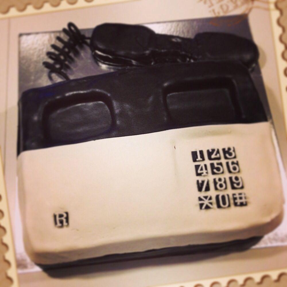 Telefontårta
