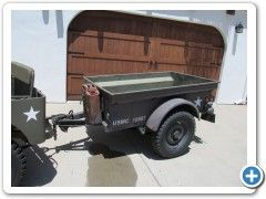 Bantam Trailer Military Jeep Trailer Listed For 3000 Jeep Jeep