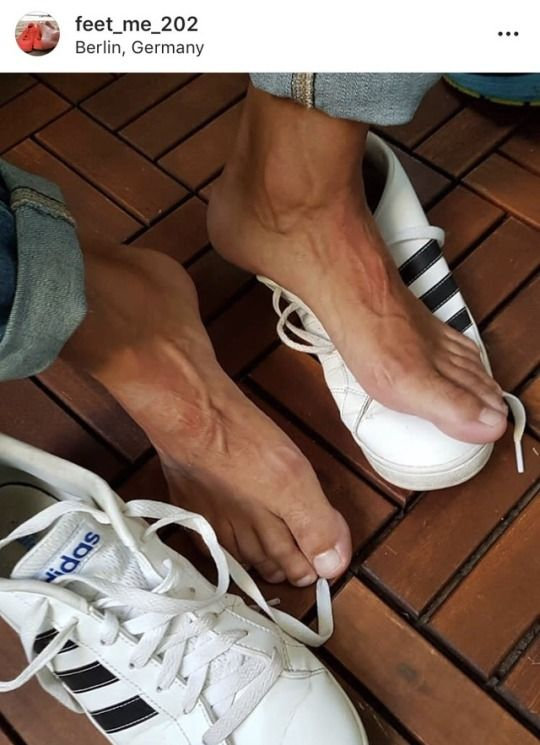 adidas superstar foot worship