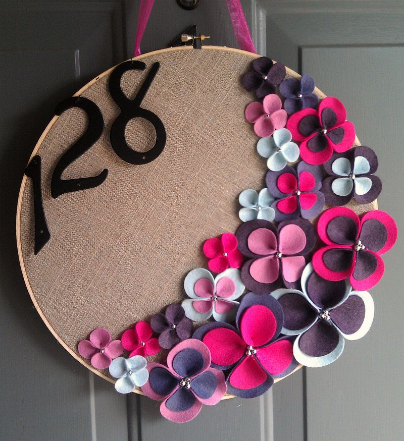Best 25 embroidery hoop decor ideas on pinterest for Handmade items for home