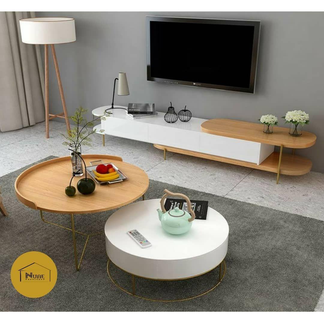 Apa Gaya Furniture Favorit Anda Scandinavian Minimalis Industrial Atau Yang Lainnya Apa Tv Stand And Coffee Table Solid Wood Kitchen Cabinets Coffee Table