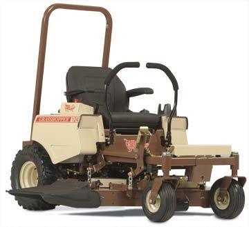 Grasshopper Zero Turn Lawn Mower - Model 124 | Lawn and