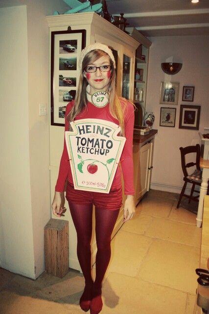 Ketchup fancy dress pinterest ketchup solutioingenieria Images