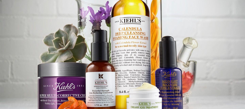 Just Free Cosmetics Free Kiehl's Product Samples Kiehls