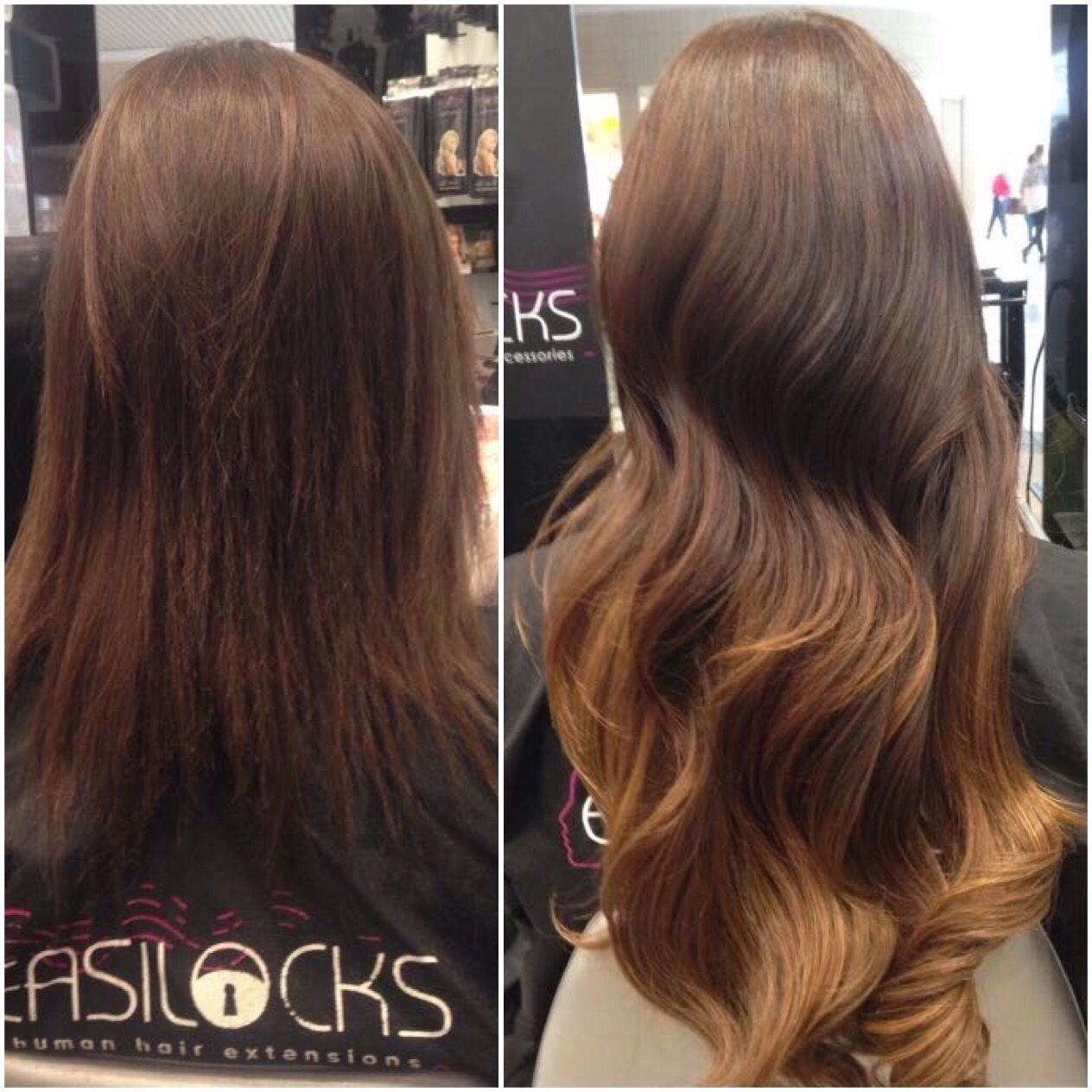 Human Hair Easilocks Tips The Most Talked About Hair Extension