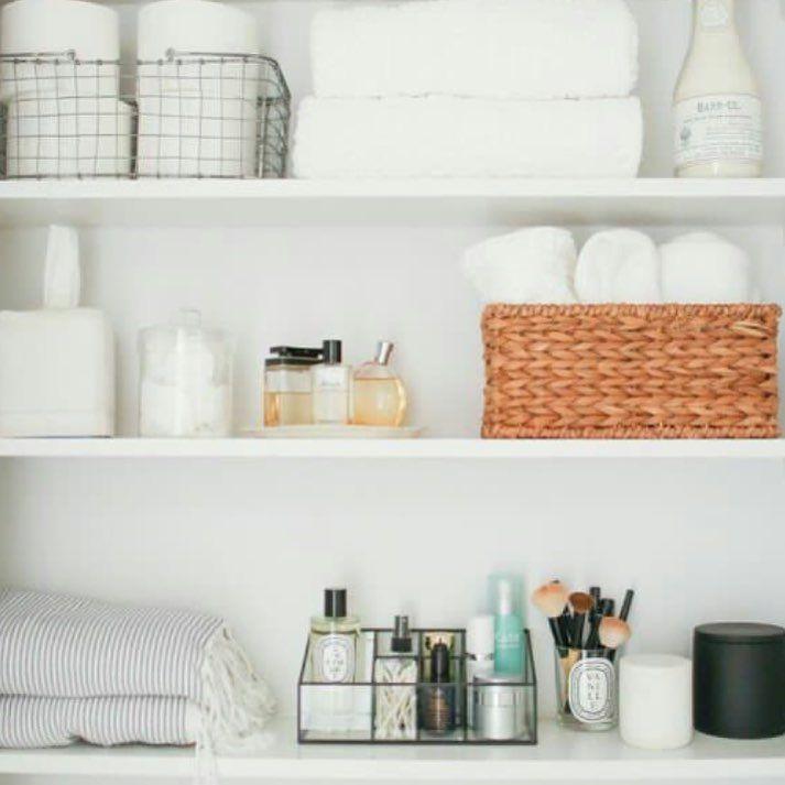 comment ranger ses produits de beaut avec la m thode marie kondo home decor bathrooms. Black Bedroom Furniture Sets. Home Design Ideas