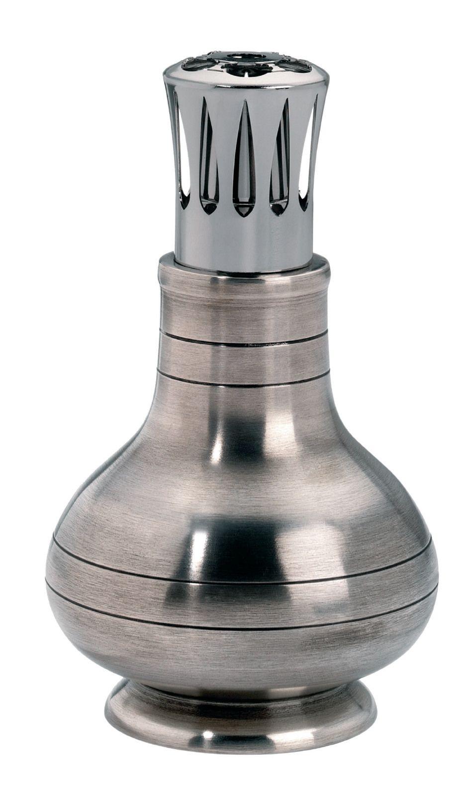 Etain Lampe Berger Modern Decor Lamp Pewter