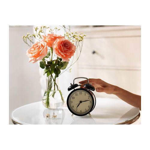 Classic alarm clock - IKEA