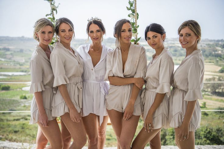 The 30 Best Pretty Getting Ready Robes for Your Bridal Party in 2020