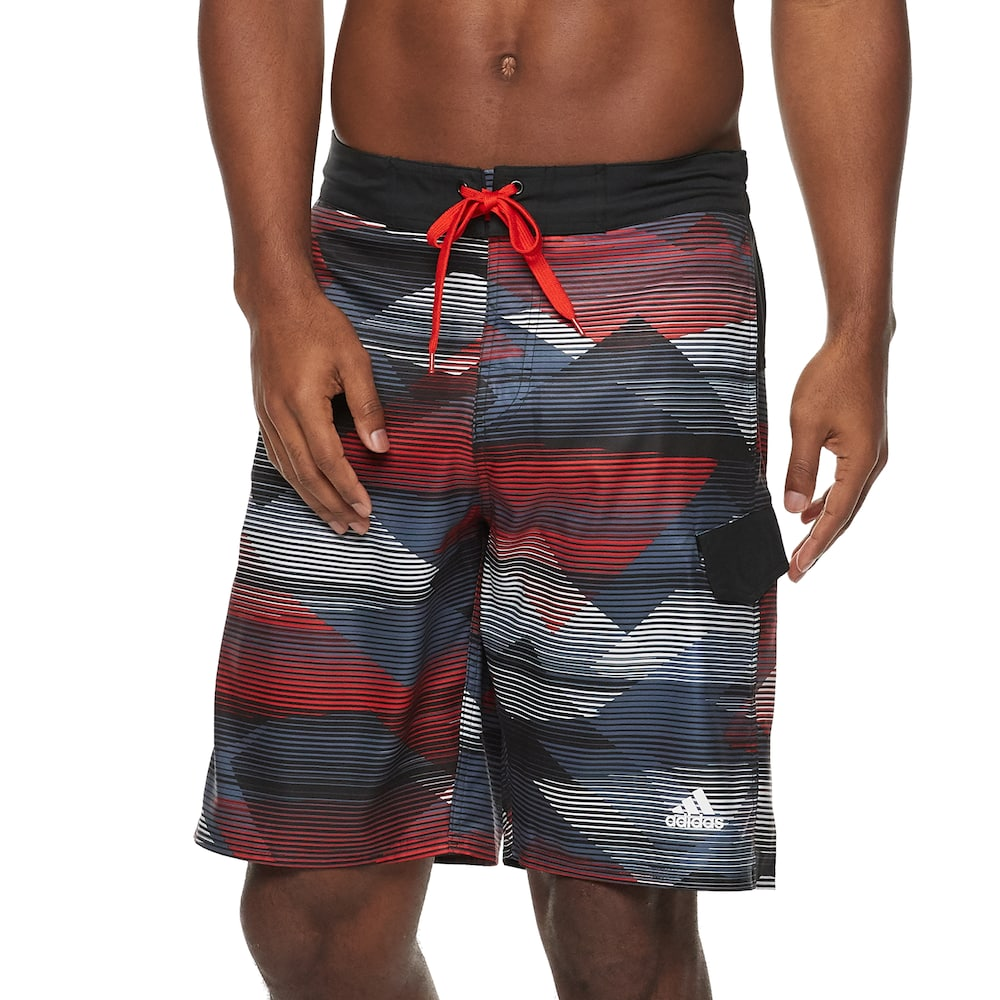 afd2d853bef56 Men's Adidas Vortex e-Board Swim Shorts, Size: XL, Red | Products ...