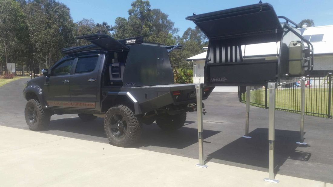 Outback Customs, Caboolture QLD Automotive Customising
