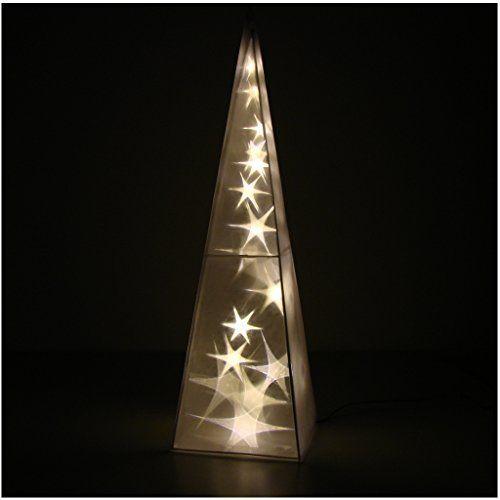 3D Hologram Weihnachtspyramide 45cm Weihnachtsbeleuchtung Weihnachtsdeko INtrenDU http://www.amazon.de/dp/B00OBJR81A/ref=cm_sw_r_pi_dp_Jz4pwb0RRSXZJ