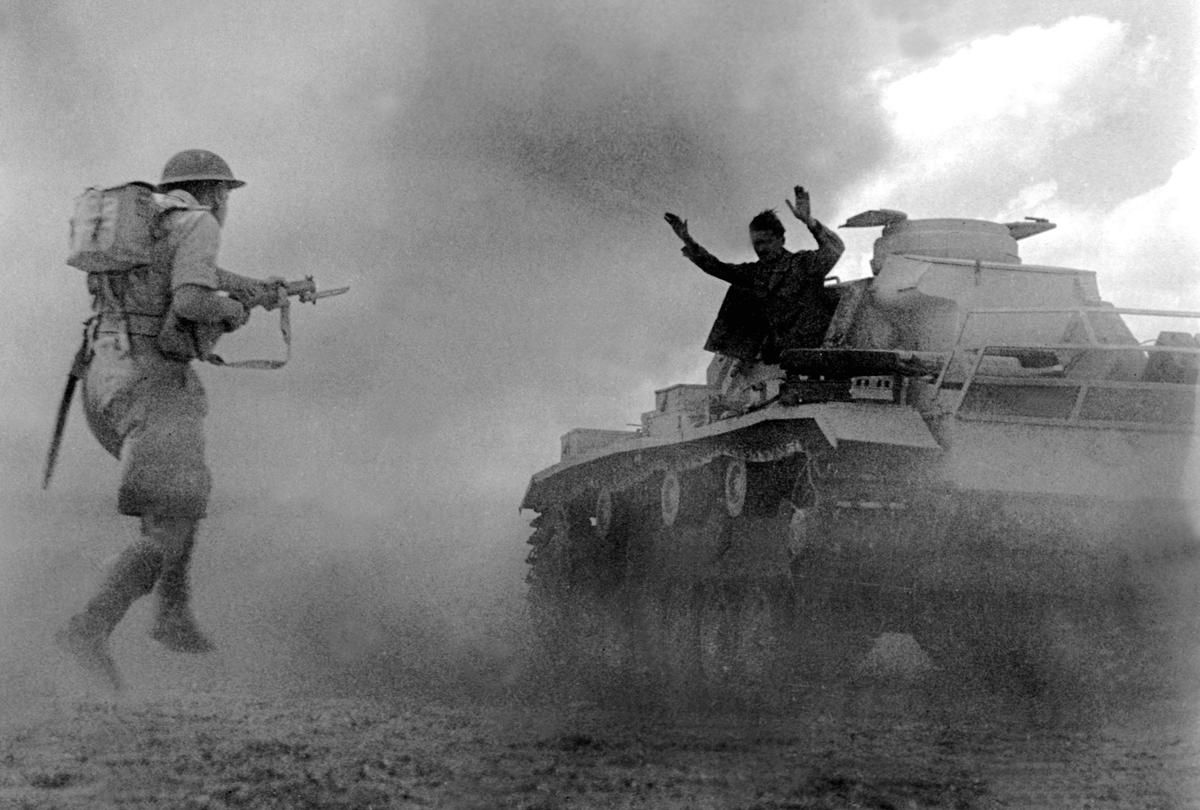 Veterans Gather For 70th Anniversary Of El Alamein (PICTURES)   History, World war, Rare historical photos