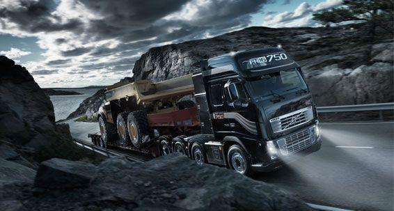 Volvo Fh16 750 Gallery Volvo Trucks Volvo Trucks Trucks Volvo