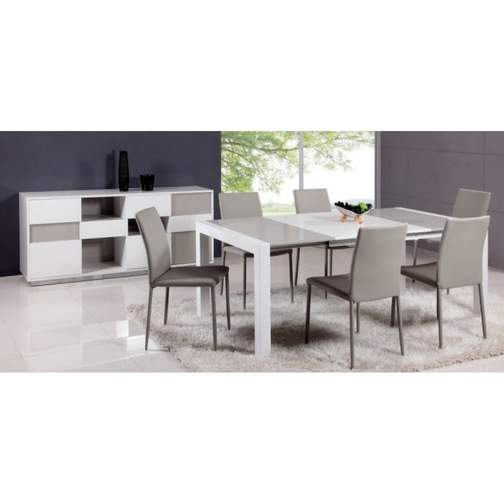 Gina Contemporary Dining Set by Chintaly Imports | Dining Sets by ...
