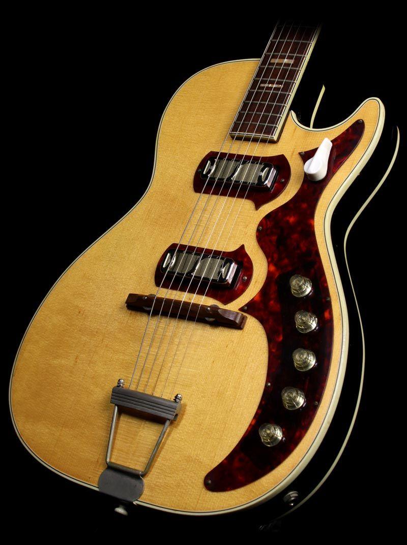 Harmony H-49 Stratotone 1965