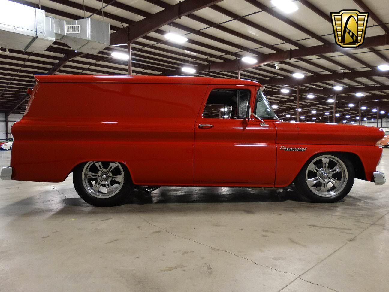 1960 Chevrolet Apache Panel Truck 4 Panel Truck Classic Cars
