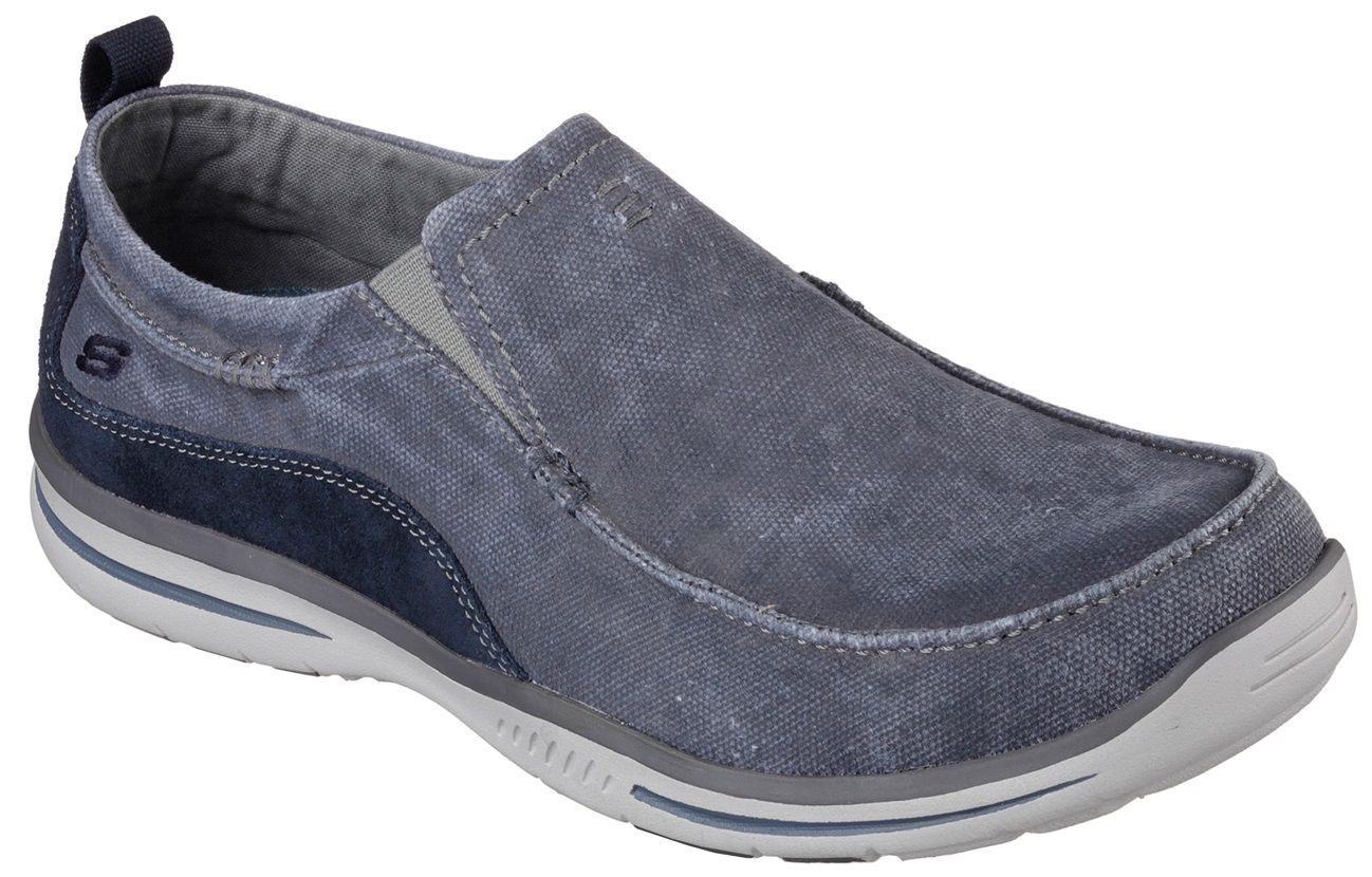 Elegant Shape Skechers Relaxed Fit Expected Braiden Men's Shoes
