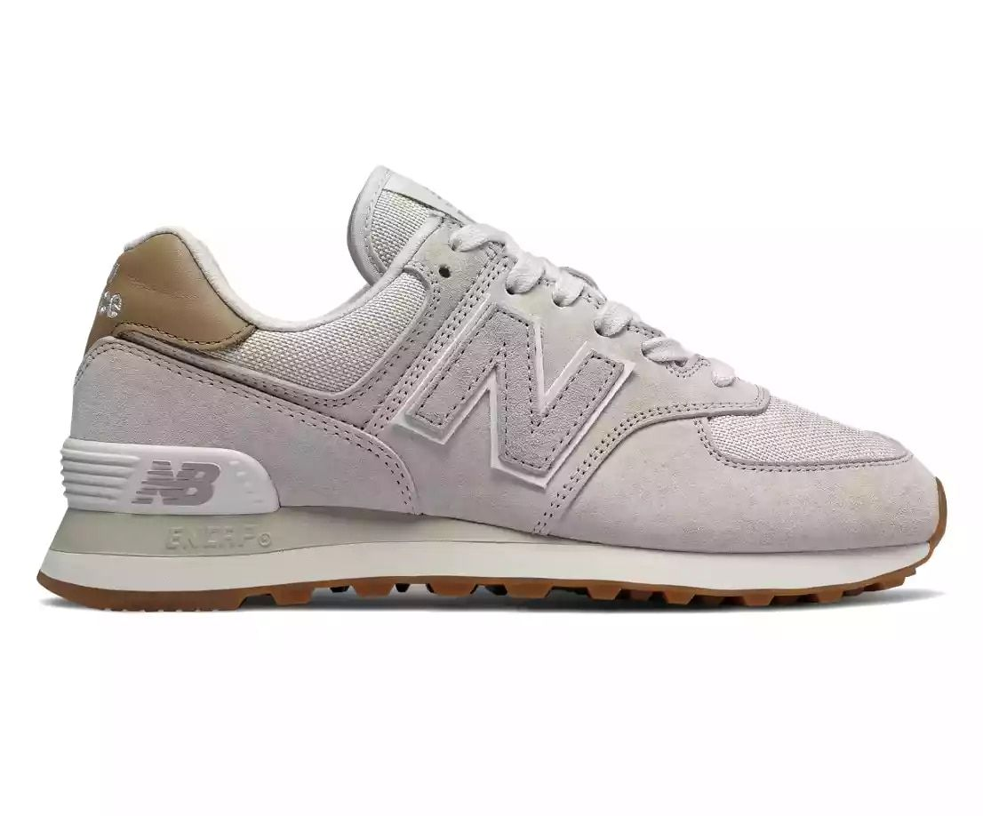 574, Light Cliff Grey with Light Cashmere New balance