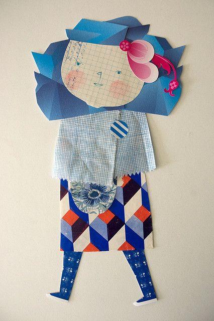 Papelsonagem 90 Paper Dolls Doll Crafts Crafts
