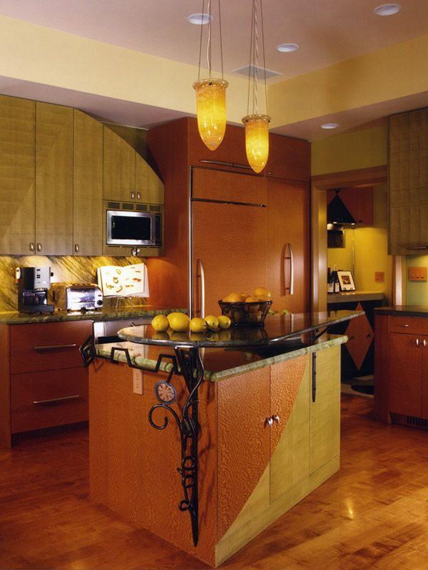 15 Modern Kitchen Island Designs Modern kitchen island, Island