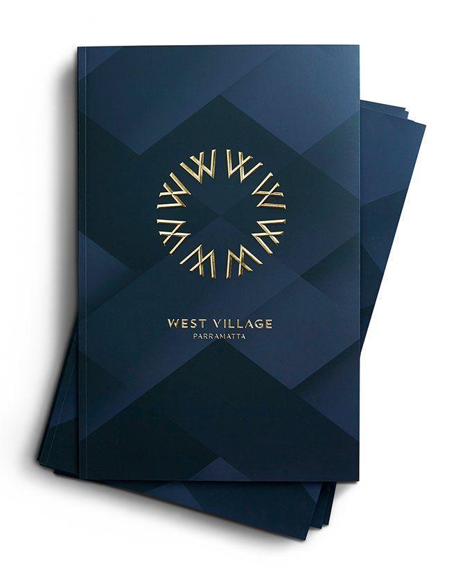 Ecoworld Westvillage Brochure By Hoyne Design Brochure
