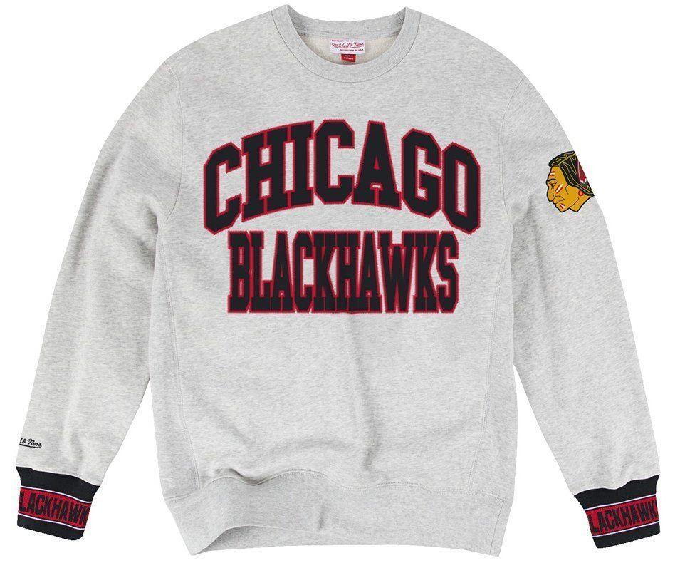 watch 56c49 a1fdb Chicago Blackhawks Team Celebration Crew By Mitchell & Ness ...
