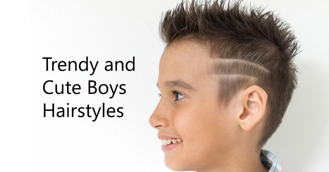 43 Trendy And Cute Boys Hairstyles For 2019 Gz Wig Bust Boy