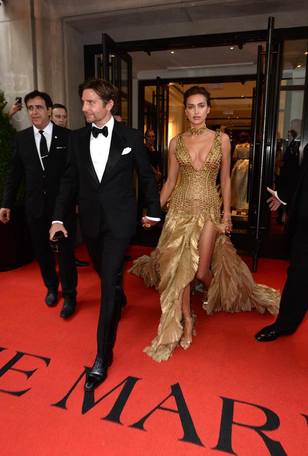 Here S Everything We Know About Bradley Cooper S Relationship With Irina Shayk Irina Shayk Met Gala 2018 Irina Shayk Photos