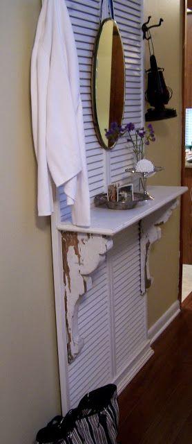 Home and Garden 40 idées pour recycler de vieux volets en bois