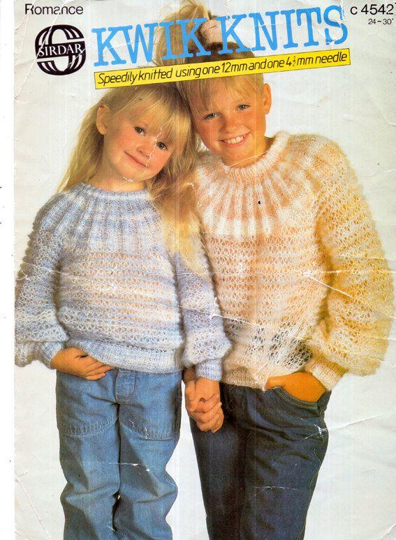 Pdf Baby Girl Lacy Knitting Pattern Sirdar Kwik Knits Summer Easy