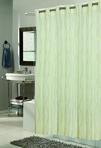 Royal Bath Easy On No Hooks Needed Extra Wide 108 X 72 Fabric