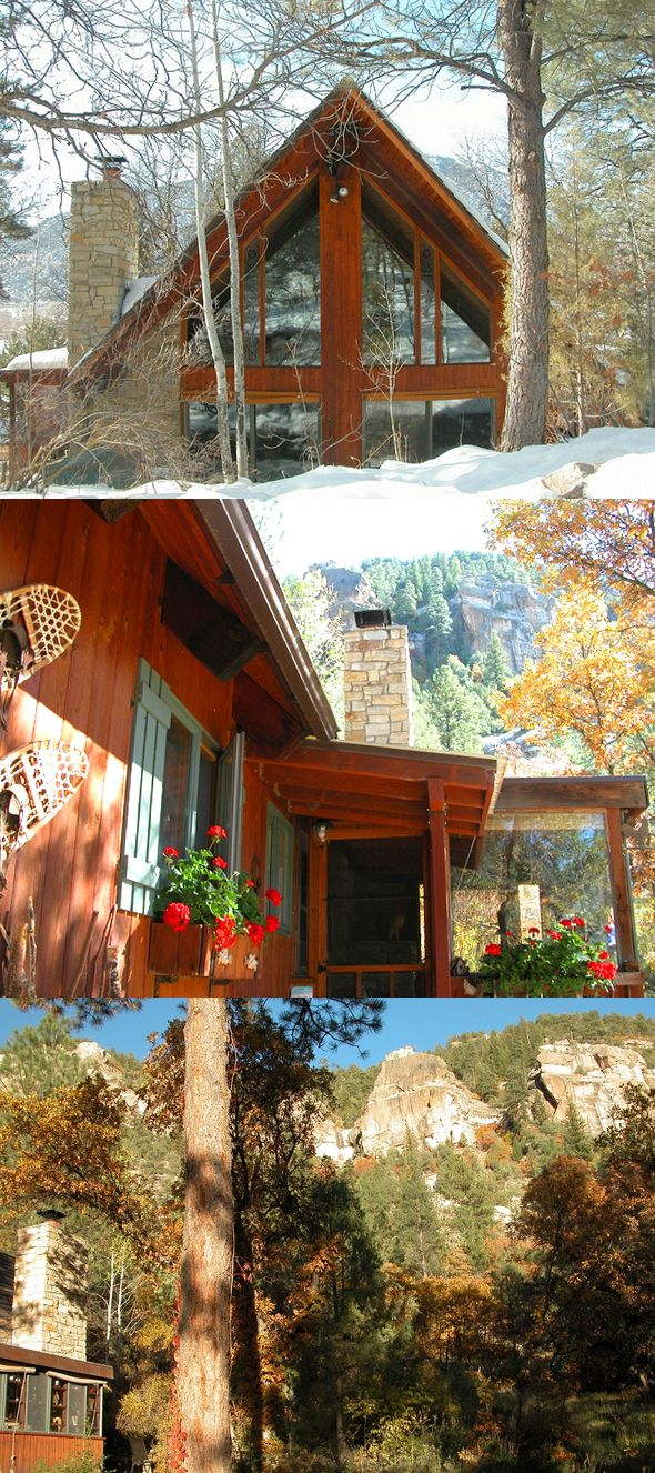 Durango Chalet Rental: Private Mountain Chalet In The