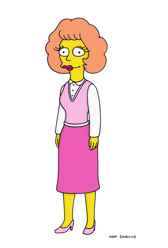 Simpsons Png Fundo Transparente Simpsons Characters Los Simpson The Simpsons