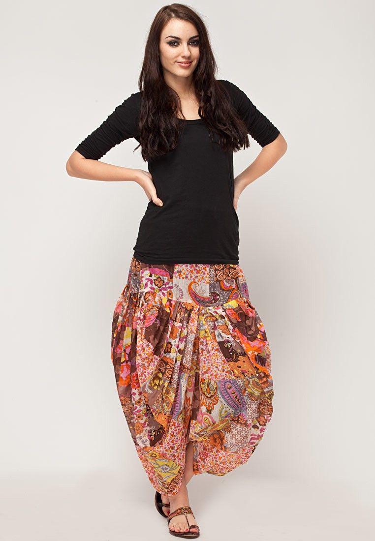 Printed Cotton Dhoti Salwar | Indian Dream Wardrobe - Our ...