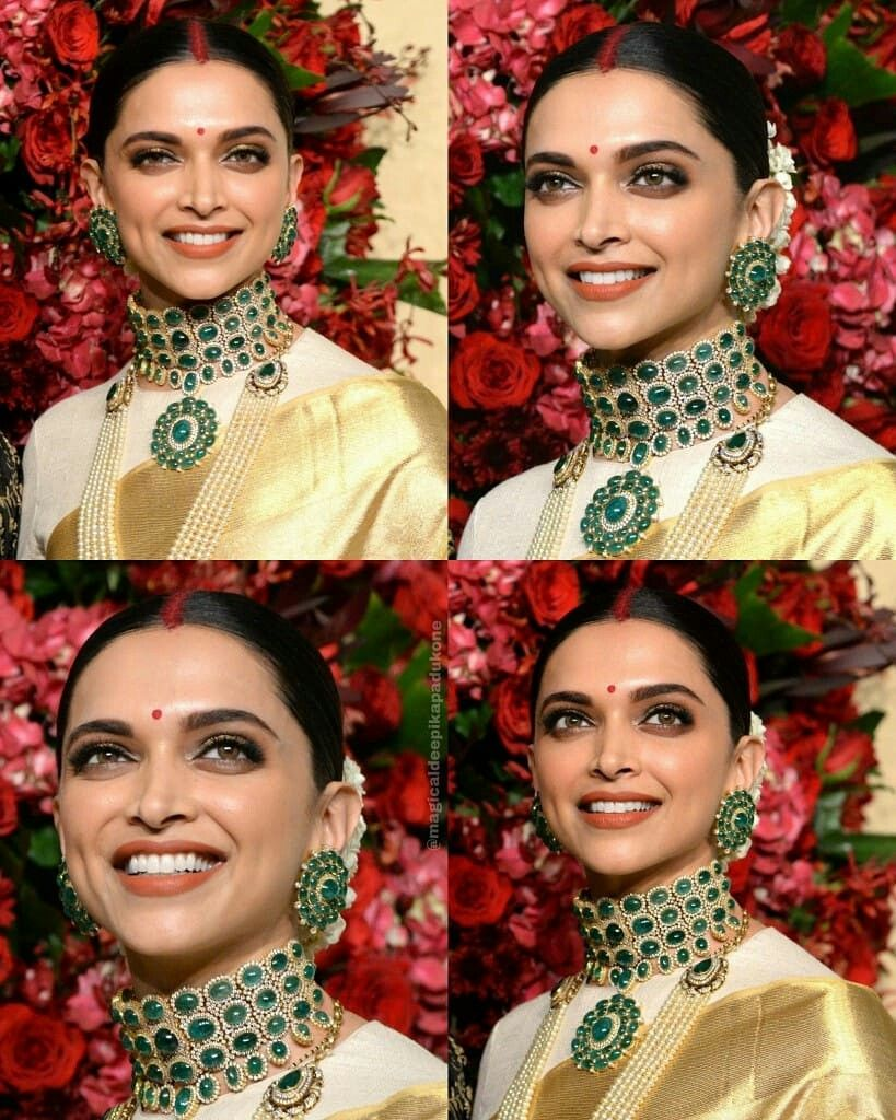 Deepika Padukone Bangalore Reception