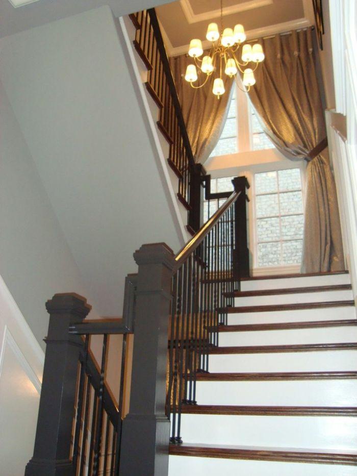 1001 ideen f r treppenhaus dekorieren zum entnehmen bauen pinterest. Black Bedroom Furniture Sets. Home Design Ideas